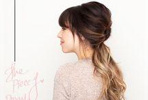 Hair Styles / Hair style ideas and tips!
