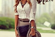 Fashion / Modern style with a touch of romance and bohemian, thats the kind of fashion i LOVE <3