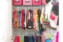 Closet / Organising Closet