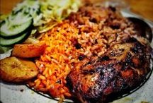 Food / This will mainly consist of West-African and Middle-Eastern food.