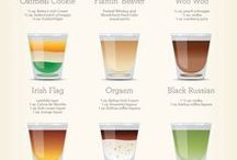 drinks / cocktails / алкогольные напитки