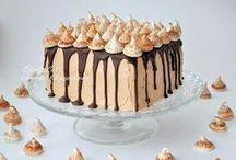Cakes / Праздничные торты