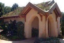 Strawbale houses