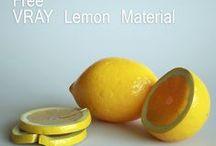 Vray/Materials/Lights