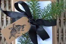 Christmas Wrap Love.....