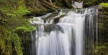 Waterfalls of the PNW and beyond / This board contains images of waterfalls in the Pacific Northwest and just beyond into Idaho and Montana. Outside of general images this board also includes waterfall art and products with waterfalls on them. http://1-mark-kiver.pixels.com/collections/waterfalls