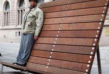 Not your standard Street Furniture