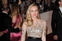 Diane Kruger / A strong woman, with his very personal style, definitely an inspiration for all of us others!