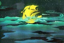 Shipwrecks & the sea / My one true love