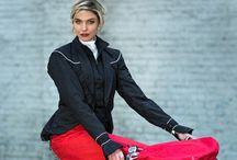 Georgia in Dublin products / Our current selection of elegant, yet practical, rain wear. Perfect anyone in need of a fashionable way to escape the weather!