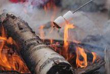 Kampeerinspiratie / Hier vind je inspiratie voor in je tent, op de camping of tijdens je kampeeravontuur!