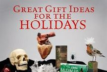 Great Gift Ideas for the Holidays 2013 / The perfect gifts for everyone on your list.