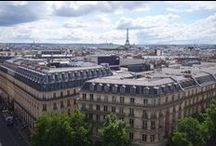 Paris / Where to eat in Paris: Restaurant tips / by Eva in the Kitchen