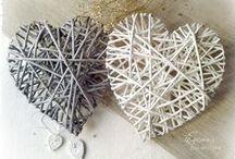 Wicker stuff / My favorite work - weaving of paper:)