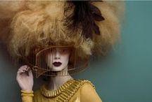 FASHION | Avant-Garde + Costume / by Jeremy Slagle