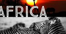 Africa Travel Tips & Ideas / Travel to Africa- places to stay in Africa - things to do and see in Africa- adventure tours - beaches - hiking - cities - road trips in Africa - Safari trips