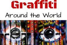 Graffiti - Street Art - Public Art / Street Art and Public Art from my travels around the world.