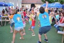 Minidisco / Foto's van minidisco en filmpjes van de dansjes voor de minidiscomuziek op de Zomerjobs CD!