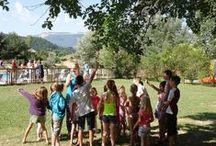 Sport- en spelactiviteiten / Diverse sport- en spelactiviteiten om te doen op de camping!