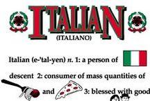 Italiaanse taal en cultuur / Leuke weetjes en plaatjes over de Italiaanse taal en cultuur!