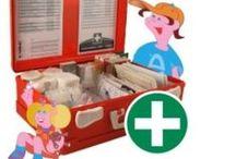 EHBO / Houdt altijd je EHBO-doos bij de hand!