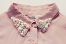 Fashion DIY / Leuke DIY's om zelf kleding te maken of te pimpen!