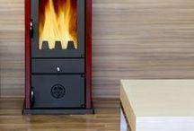 Poêles à bois / Poêles à bois, pour réchauffer votre espace pendant les longues nuits d'hiver.