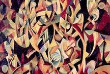 Rodchenko , Alexander / Aleksandr Michailovitsj Rodtsjenko -Sint-Petersburg, 5 december (O.S. 23 november) 1891 - Moskou, 3 december 1956) was een Russisch kunstenaar. Begonnen als beeldhouwer en schilder, specialiseerde Rodtsjenko zich later in grafische vormgeving en fotografie. Hij was één van de grondleggers van het constructivisme.