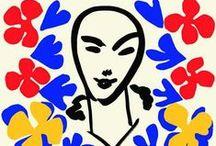 Matisse, Henri / Henri Matisse (Le Cateau-Cambrésis, 31 december 1869 – Cimiez, nabij Nice, 3 november 1954) was een Frans kunstschilder en beeldhouwer. Hij staat bekend als de merkwaardigste Franse fauvist. Aanvankelijk vertonen zijn doeken een eerder omfloerst poëtische Nabis-atmosfeer. Zijn palet klaart op nadat hij het werk van Vincent van Gogh leert kennen. Matisse was een kunstenaar, die naast het schilderen in het tekenen, de grafiek, de decoratie en de sculptuur werkte.