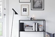 Entryway. Console tables / Frist impression is what remains