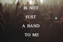band / band that I like.