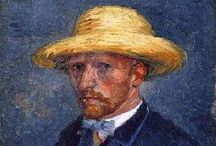 Gogh, Vincent van / Vincent Willem van Gogh (Zundert, 30 maart 1853 – Auvers-sur-Oise, 29 juli 1890) was een Nederlands kunstschilder. Zijn werk valt onder het postimpressionisme, een kunststroming die het negentiende-eeuwse impressionisme opvolgde. Van Goghs invloed op het expressionisme, het fauvisme en de vroege abstractie was enorm en kan worden gezien in vele andere aspecten van de twintigste-eeuwse kunst