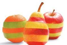 Poppetjes - Kids food art / kids, food