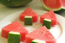 Frutta e...... / decorazioni e varie con la frutta