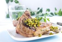 Meat / Grilling, roasting, braising, frying and more. All about meat! / by Eva in the Kitchen