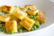 Vegetarian recipes / Who needs meat when we have this? / by Eva in the Kitchen