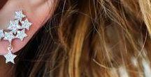 Boucle d'oreilles Delphine Pariente / Boucle d'oreilles