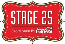 Rockin' on Stage 25! / Stage 25, sponsored by Coca Cola, is set right in front of the Galaxy Wheel at the end of the pier. Live concerts set throughout the year with easy access to the Brew Station directly in front! Jam on!