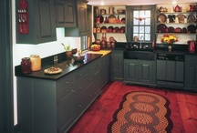 Primitive Kitchens & Dining Rooms / by deb shockley