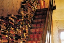 Library / There is nothing like a good book. Or a great place to keep it :)