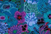 Fabrics / Fabrics for inspiration and quilting