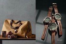 Men's Leather / by Pepe Jaya