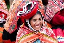 Peru / Colourful inspiration