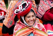 Peru / Colourful inspiration / by Dawn Chorus Studio