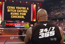 WWE (World Wrestling Entertainment) / Biggest passion since childhood days