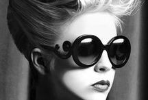 """Sunglasses / """"Style is very personal. It has nothing to do with fashion. Fashion is over quickly. Style is forever."""" -Ralph Lauren"""