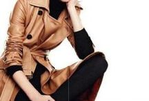 """Coats and Jackets / """"A girl should be two things: classy and fabulous.""""  -Coco Chanel"""