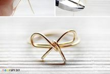 DIY / These things are so easy you can do then your self.  / by Lexi Hamilton