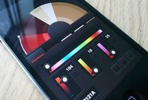 7. UI and Cool Graphics Inspiration / We find these inspiring!