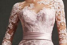 Fashion: romantic lace